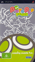 Puyo Pop Fever for PSP