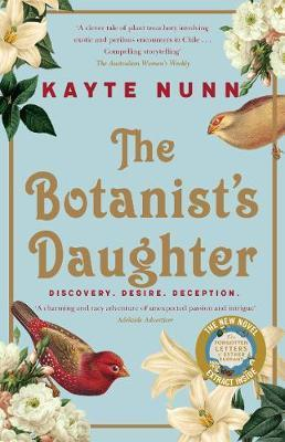 The Botanist s Daughter by Kayte Nunn