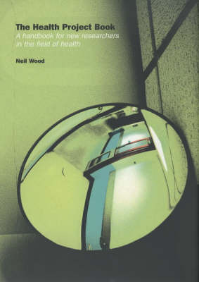 The Health Project Book by Neil Wood image
