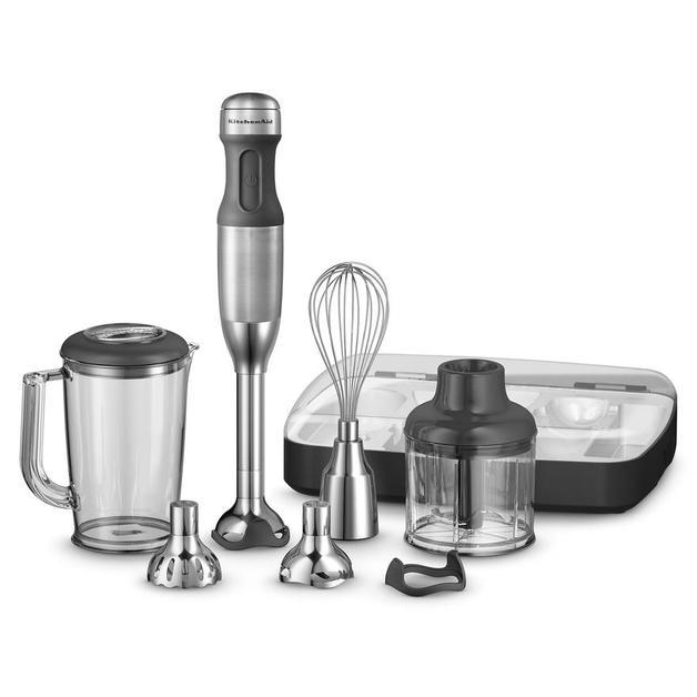 KitchenAid: Artisan Deluxe Hand Blender - Stainless Steel
