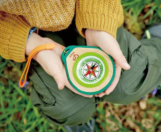 Hape: Compass Set