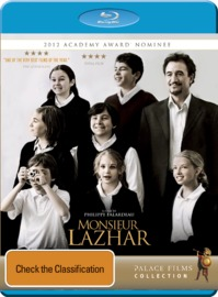 Monsieur Lazhar on Blu-ray