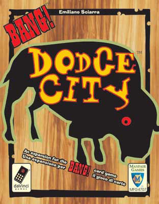 Bang: Dodge City Expansion