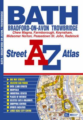 Bath A-Z by Geographers A-Z Map Company