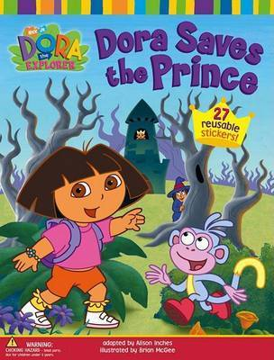 Dora Saves the Prince Dora the by Inches Vinyl St