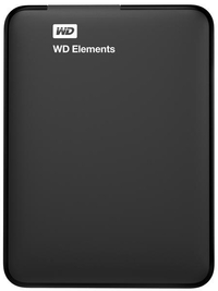 1TB WD Elements USB 3.0 Portable Hard Drive (Black)