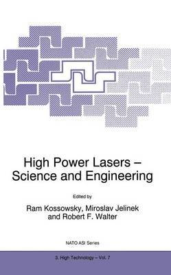 High Power Lasers - Science and Engineering image