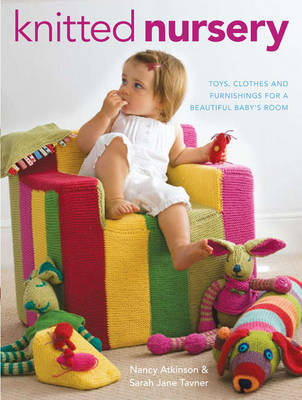 Knitted Nursery by Nancy Atkinson image