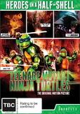 Teenage Mutant Ninja Turtles - The Original Motion Picture on DVD