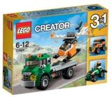 LEGO Creator - Chopper Transporter (31043)