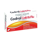 Codral PE Cold & Flu Tablets (24's)