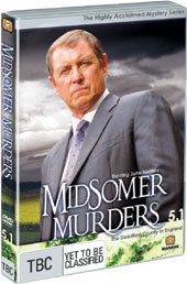 Midsomer Murders - Vol. 5.1 on DVD
