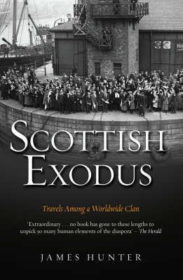 Scottish Exodus by James Hunter image