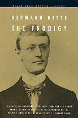 The Prodigy by Hermann Hesse image