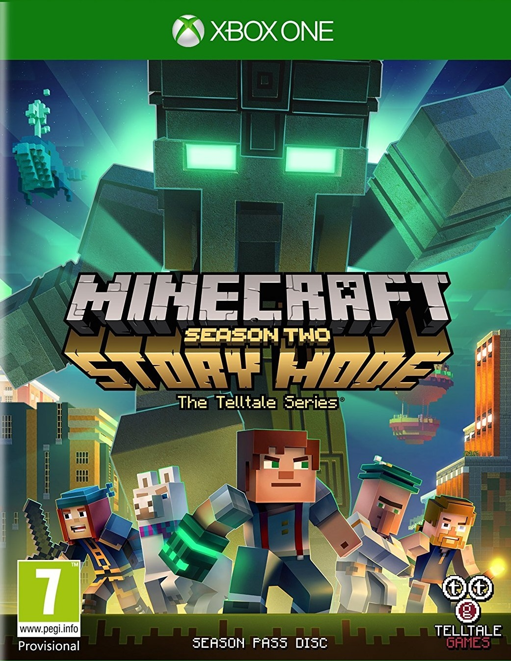 Minecraft: Story Mode Season 2 for Xbox One image