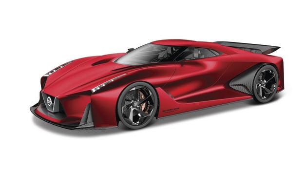 Maisto: 1:32 Scale Diecast Vehicle - Vision Gran Turismo (Red)