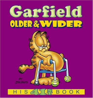 Garfield by Jim Davis image
