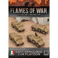 Flames of War: AB41 Armoured Car Platoon