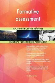 Formative Assessment a Clear and Concise Reference by Gerardus Blokdyk image