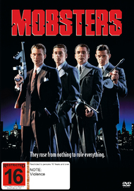 Mobsters on DVD