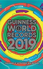 Guinness World Records 2019 by Guinness World Records Ltd