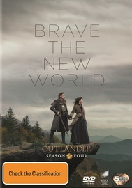 Outlander: Season 4 on DVD