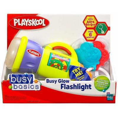 Playskool Busy Glow Flashlight image