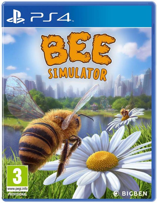 Bee Simulator for PS4