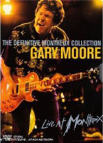 Gary Moore - Live At Montreux (2 Disc Set)