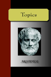 Topics - Aristotle by * Aristotle image