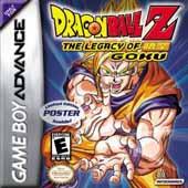 Dragon Ball Z: Legacy of Goku for GBA