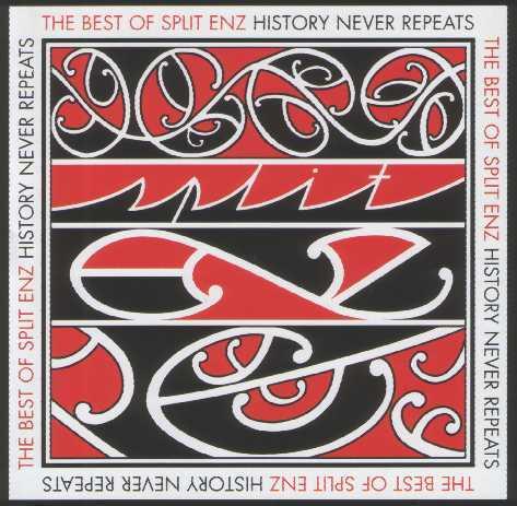 History Never Repeats : The Best Of Split Enz by Split Enz