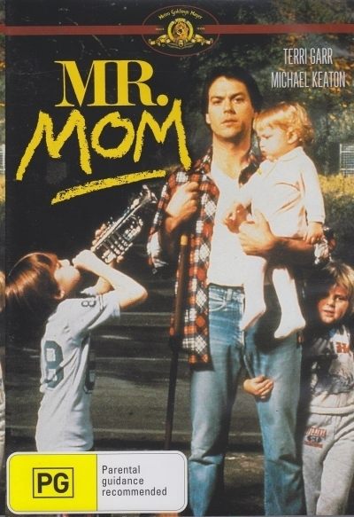 Mr Mom (New Packaging) on DVD