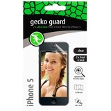 Gecko Screen Guard for iPhone 5/5S - Front and Back (2 Pack)