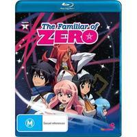 The Familiar Of Zero (2 Disc Set) on Blu-ray