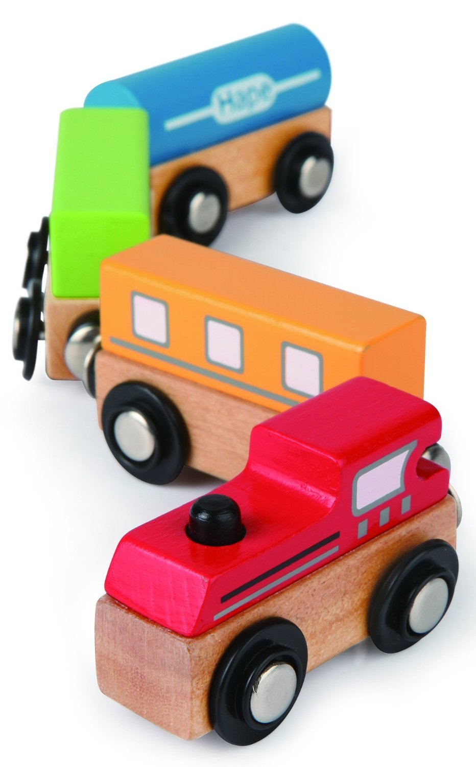 Hape: Magnetic Classic Train Toy image