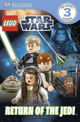 Lego Star Wars: Return of the Jedi by Emma Grange image