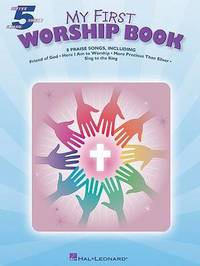 My First Worship Book by Hal Leonard Publishing Corporation