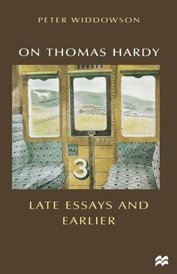 On Thomas Hardy by Peter Widdowson image
