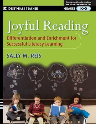 Joyful Reading by Sally M. Reis image
