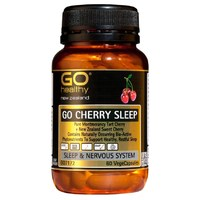 Go Healthy: GO Cherry Sleep (60 Capsules)