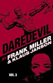 Daredevil By Frank Miller & Klaus Janson Vol.3 by Mike W Barr