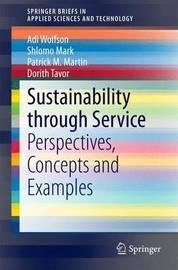Sustainability through Service by Adi Wolfson