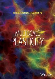 Multiscale Plasticity by Nasr Ghoniem