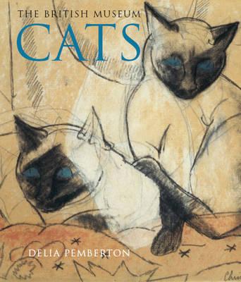 British Museum Cats by Delia Pemberton