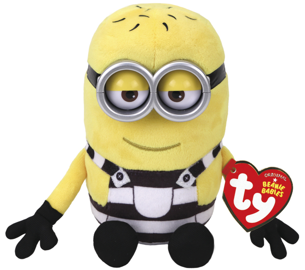 Ty Minions: Tom Prison - Themed Plush