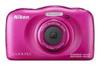 Nikon Coolpix W100 Waterproof Digital Camera