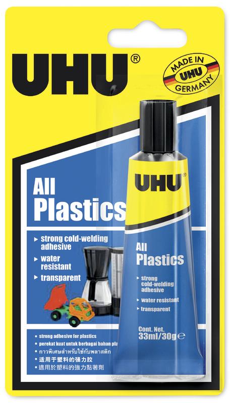 UHU: All Plastics Universal (33ml)