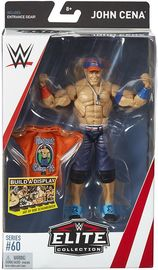 "WWE: John Cena - 6"" Elite Figure"