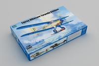 Trumpeter 1/48 Fairey Albacore Torpedo Bomber - Scale Model